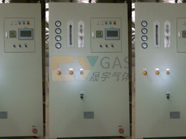 无锡真空炉氩气纯化设备现场