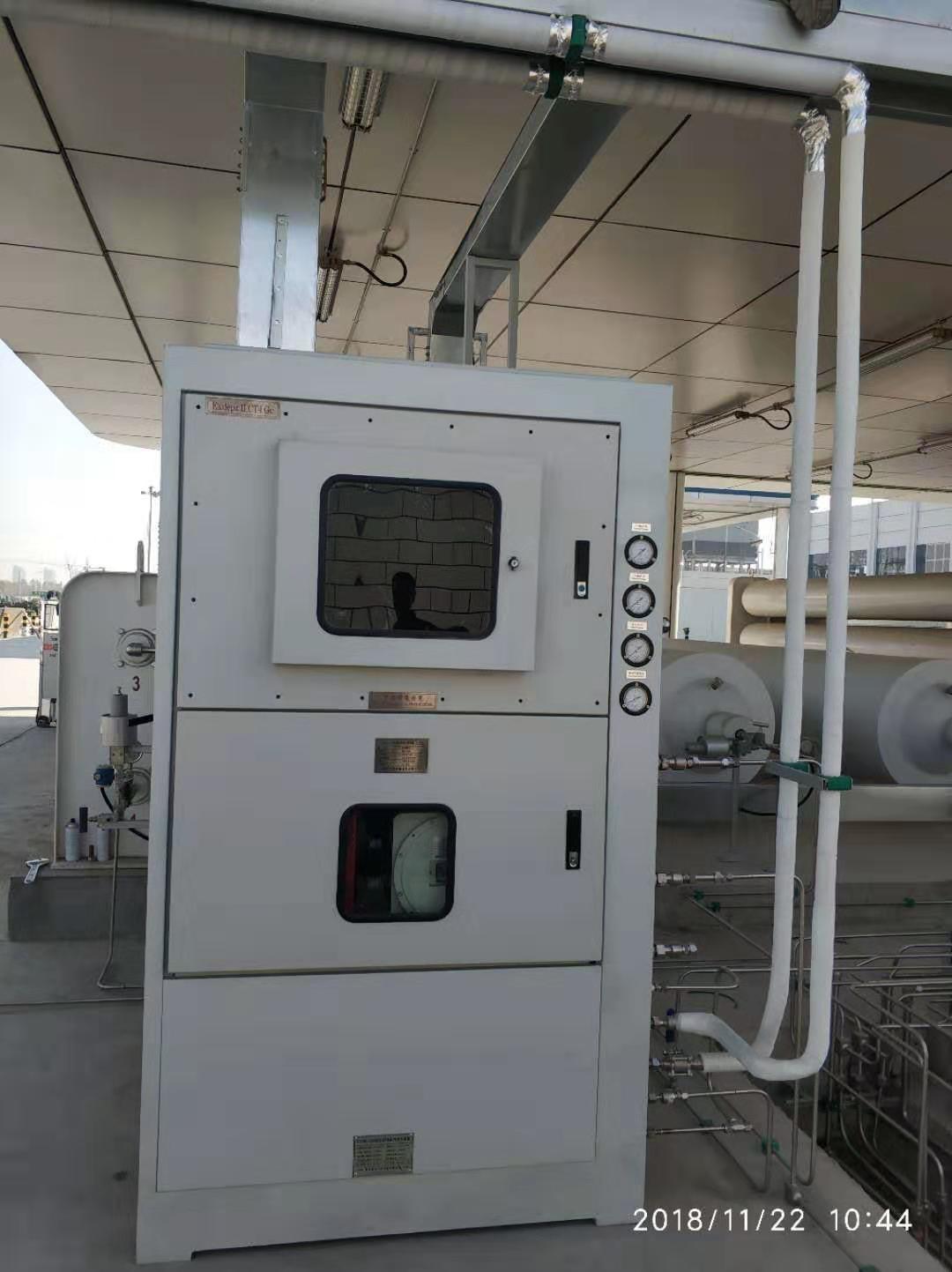 防爆系列-全自动氢气净化设备