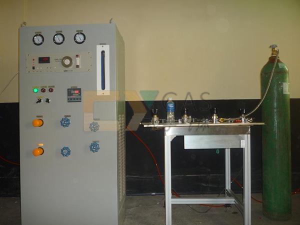 厦门微电子氢氮配气设备