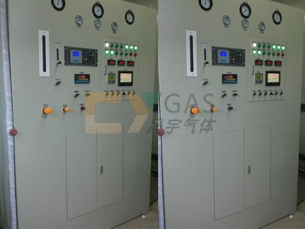 250m3全自动氩气净化设备